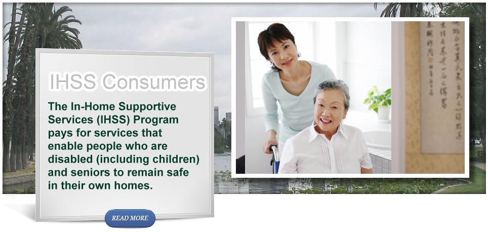 IHSS Consumers