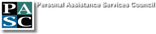 Personal Assistance Services Council